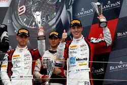 Podyum: 3. #90 Akka ASP, Mercedes-AMG GT3: Michael Meadows, Raffaele Marciello, Edoardo Mortara