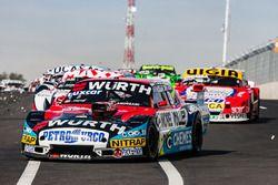 Juan Martin Trucco, JMT Motorsport Dodge, Juan Manuel Silva, Catalan Magni Motorsport Ford