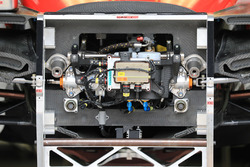 Toyota Gazoo Racing Toyota TS050 Hybrid detalle del frente