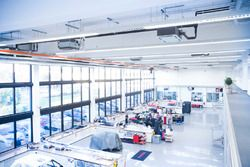 Sede de Toyota Gazoo en Colonia