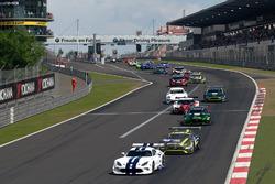 Gameplay di Sirkuit Nurburgring