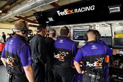 Crewmitglieder: Joe Gibbs Racing
