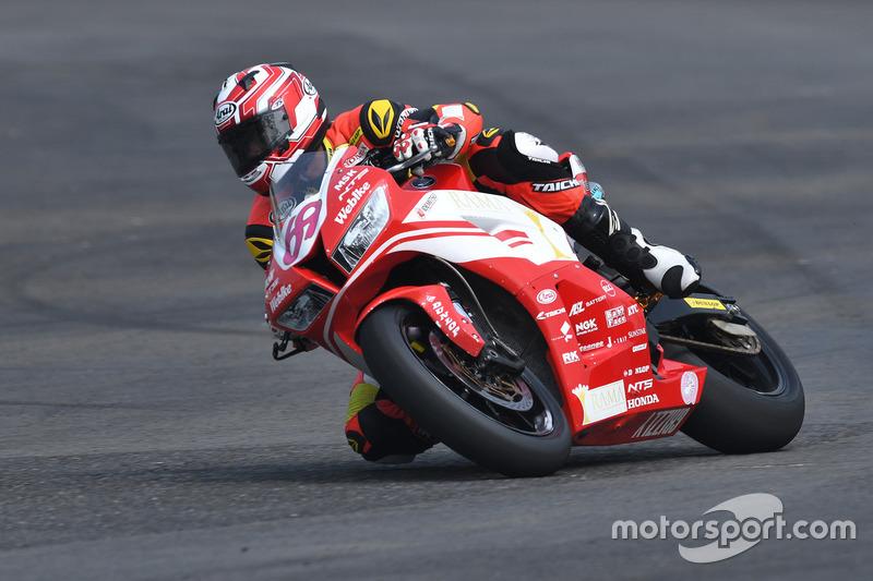 Sarath Kumar (ARRC Supersport 600cc Indonesia)