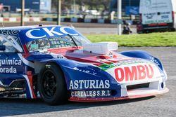 Sebastian Diruscio, Diego Verriello, Santiago Alvarez, SGV Racing Dodge