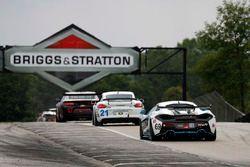 #69 McLaren GT4: Jesse Lazare, Chris Green