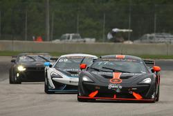 #77 Compass360 Racing McLaren GT4: Mathew Keegan, Nico Rondet