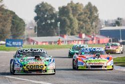Gaston Mazzacane, Daniel Nefa, Coiro Dole Racing Chevrolet, Jonatan Castellano, Jeronimo Teti, Castellano Power Team Dodge