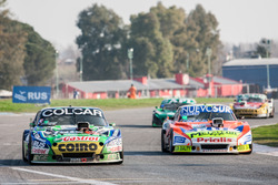Gaston Mazzacane, Daniel Nefa, Coiro Dole Racing Chevrolet, Jonatan Castellano, Jeronimo Teti, Caste