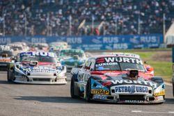 Juan Martin Trucco, Elio Craparo, Eduarco Bracco, JMT Motorsport Dodge, Gabriel Ponce de Leon, Feder