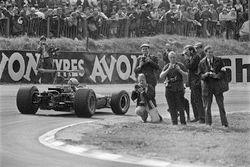Дэнни Хьюм, McLaren Ford Cosworth