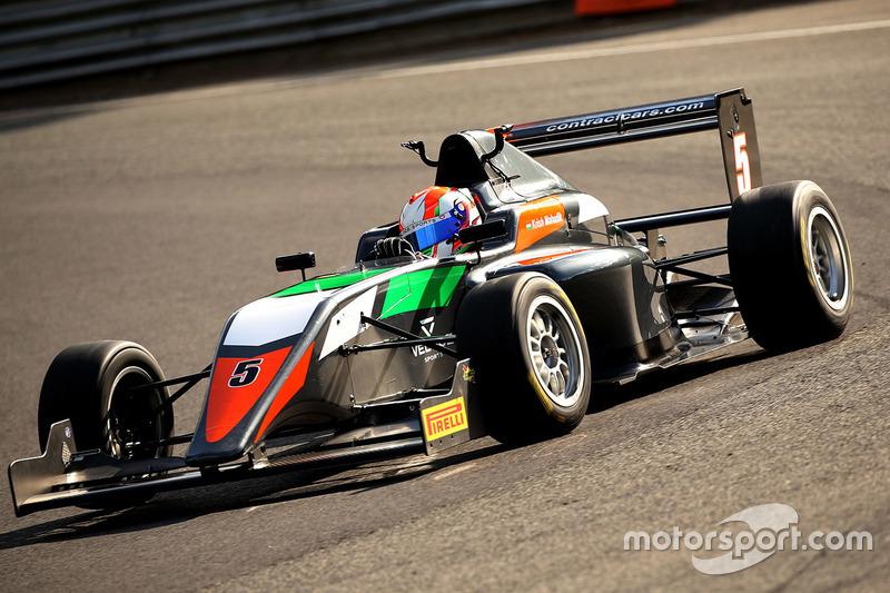 Krishnaraaj Mahadik (British F3 Snetterton)