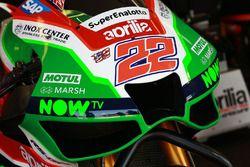Обтекатель мотоцикла Сэма Лоуса, Aprilia Racing Team Gresini