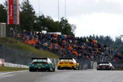 Mike Rockenfeller, Audi Sport Team Phoenix, Audi RS 5 DTM, Timo Glock, BMW Team RMG, BMW M4 DTM