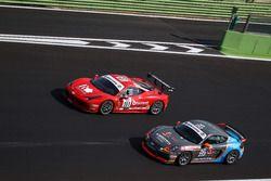 Ferrari 458 Italia Evo-GTCup #161, Caal Racing: Baccarelli - Ferrara