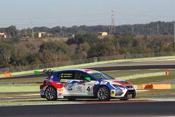 Montalbano-Montalbano, BF Racing, Seat Leon Racer-TCR