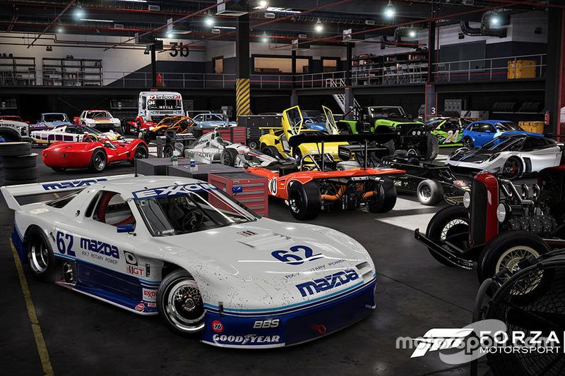 Forza Motorsport 7 en Forza Horizon 4