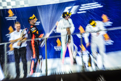 Podium: Race winner Lewis Hamilton, Mercedes AMG F1, 2. Daniel Ricciardo, Red Bull Racing, 3. Valteri Bottas, Mercedes AMG F1