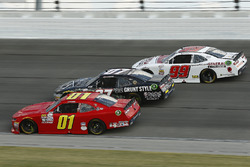 Harrison Rhodes, JD Motorsports Chevrolet, Ray Black Jr., SS-Green Light Racing Chevrolet, David Sta