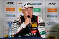 Press Conference, Nikita Mazepin, Hitech Grand Prix, Dallara F317 - Mercedes-Benz