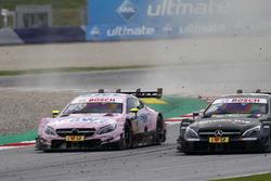 Edoardo Mortara, Mercedes-AMG Team HWA, Mercedes-AMG C63 DTM, Robert Wickens, Mercedes-AMG Team HWA,