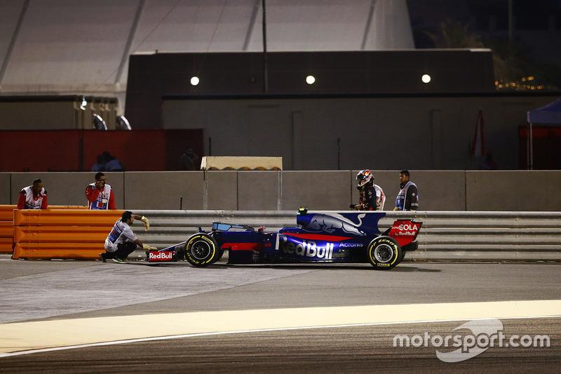 Qualifiche - Carlos Sainz Jr., Scuderia Toro Rosso STR12