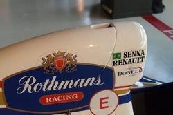 Williams FW16 di Ayrton Senna