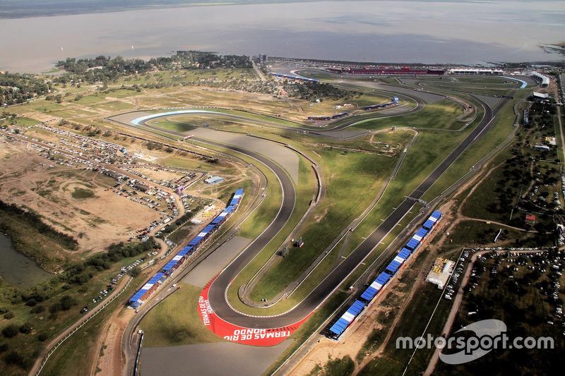 #5: Autodromo Termas de Rio Hondo (Argentinien) - 177,120 km/h