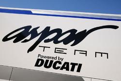 Aspar MotoGP Team logo