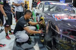 NASCAR Drive for Diversity Pit Crew Combine