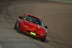 #21 MP4B Mazda Miata, Bryan Horowitz, Limitless Motorsports