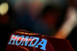 Mikhail Aleshin, Schmidt Peterson Motorsports Honda engine cover
