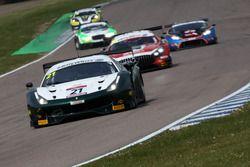 Duncan Cameron, Matt Griffin Spirit of Race Ferrari 488