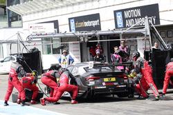 Boxenstopp: Rene Rast, Audi Sport Team Rosberg, Audi RS 5 DTM