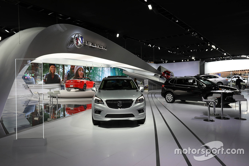 Buick Booth
