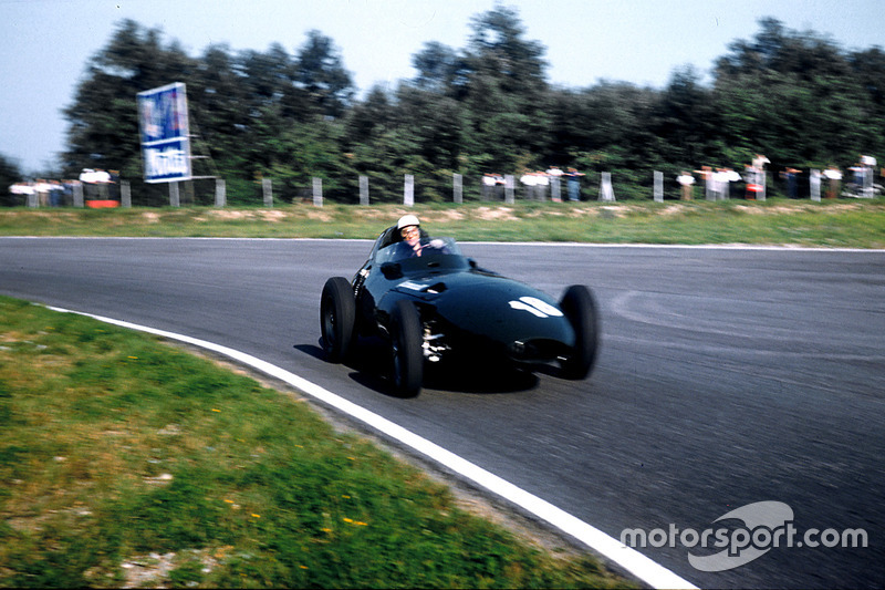 1957 Stirling Moss, Vanwall