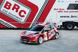 Ford Fiesta R5 EVO BRC