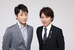 テレビ朝日「地球の走り方〜世界ラリー応援宣言〜」のMCを務めるアンジャッシュ