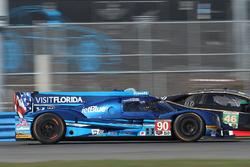 #90 VisitFlorida.com Racing, Multimatic Riley LMP2: Marc Goossens, Renger van der Zande, René Rast