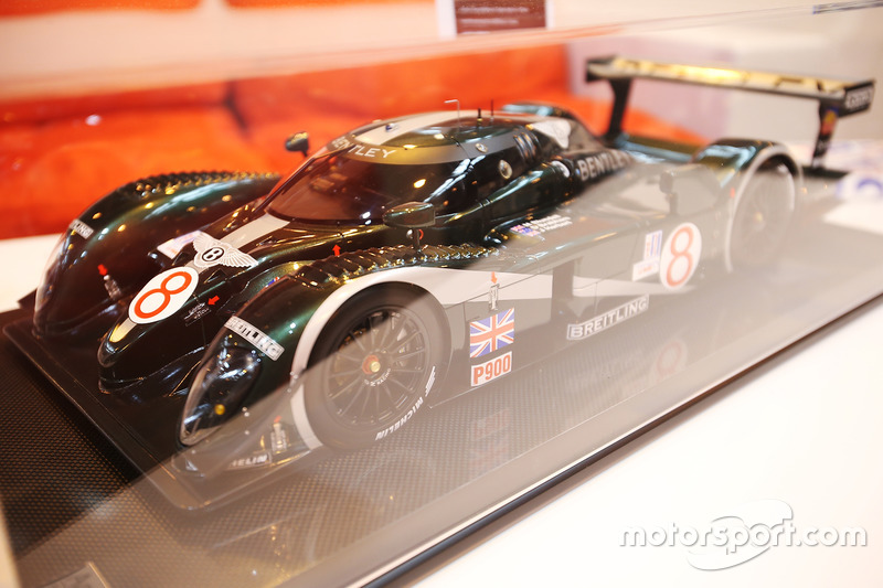An Amalgam Le Mans Bentley model