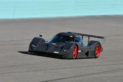 #50 FP1 Aquila LS7 driven by Ethan Low & Adolpho Rossi of Ginetta USA