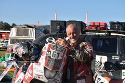 Franco Picco, Yamaha WRF 450 #61