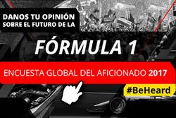 Encuesta global del aficionado de F1
