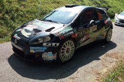 Federico Santini, Andrea Gabriloni, Fiat Punto S2000, ART Motorsport