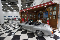 В гараже Нельсона Пике