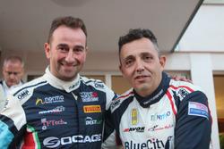 Simone Faggioli e Christian Merli