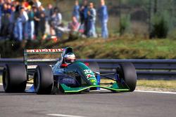 Michael Schumacher, Jordan 191