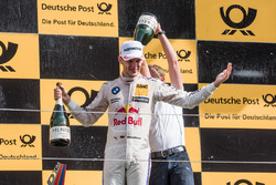 Podium: 1. Marco Wittmann, BMW Team RMG, BMW M4 DTM