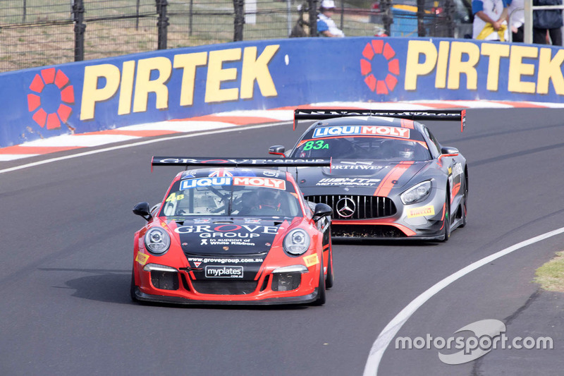 32. #4 Grove Motorsport, Porsche 911 Cup