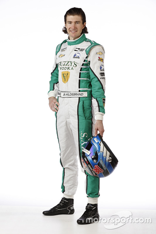 21. ДжейАр Хільдебранд, Ed Carpenter Racing Chevrolet