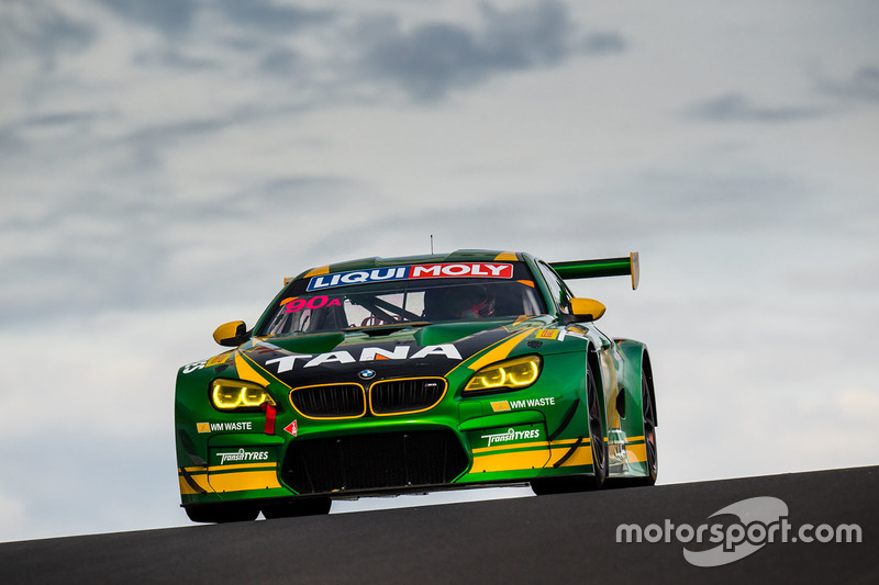 2. #90 MARC Cars Australia, BMW M6 GT3